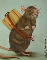 Pack Rat Fine-Art Print