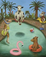 Cowabunga Fine-Art Print