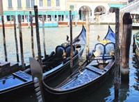 Venice in Blue Fine-Art Print