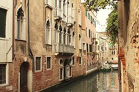 Venice Waterway Fine-Art Print
