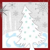 Christmas Snowman 2 Fine-Art Print