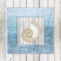 Framed Gypsy Sea V3 3 Fine-Art Print