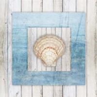 Framed Gypsy Sea V3 4 Fine-Art Print