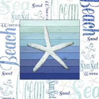 Gypsy Sea Blue 2 Fine-Art Print
