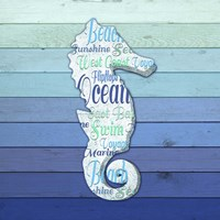 Gypsy Sea Blue V2 1 Fine-Art Print