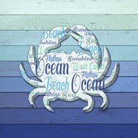 Gypsy Sea Blue V2 3 Fine-Art Print