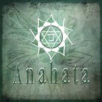 Chakras Yoga Anahata V2 Fine-Art Print
