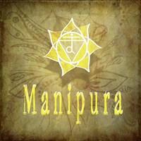Chakras Yoga Manipura V1 Fine-Art Print
