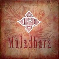 Chakras Yoga Muladhara V1 Fine-Art Print