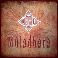 Chakras Yoga Muladhara V2 Fine-Art Print