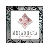 Chakras Yoga Framed Muladhara V3 Fine-Art Print