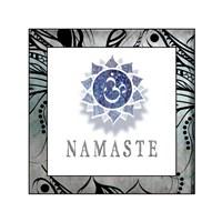 Namaste Symbol 4-1 Fine-Art Print