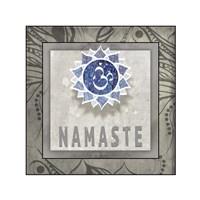 Namaste Symbol 7-1 Fine-Art Print