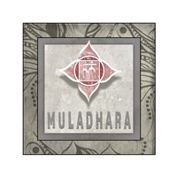 Muladhara Symbol 7 Fine-Art Print
