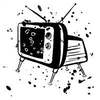 Television Static Fine-Art Print