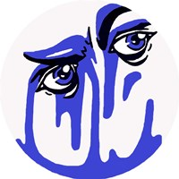Blue Eyes Fine-Art Print
