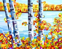 Lakeside Fine-Art Print