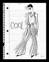 Doodle Cool Fine-Art Print