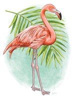 Tropical Flair II Fine-Art Print