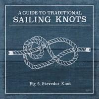 Vintage Sailing Knots VI Fine-Art Print