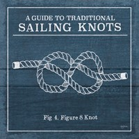 Vintage Sailing Knots IV Fine-Art Print