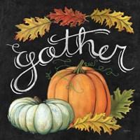 Autumn Harvest III Square Fine-Art Print