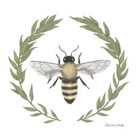 Happy to Bee Home I Fine-Art Print