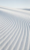White Sands I no Border Fine-Art Print