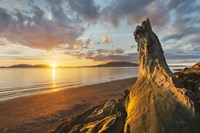 Samish Bay Sunset I Fine-Art Print