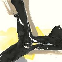 Black and Yellow III Fine-Art Print