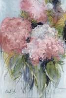 Pink Hydrangeas Fine-Art Print