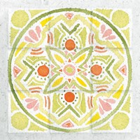 Citrus Tile III Fine-Art Print