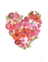Valentine Chic II no Words Fine-Art Print