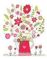 Valentines Flowers III Fine-Art Print