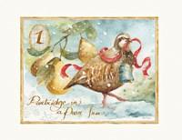 12 Days of Christmas I Fine-Art Print