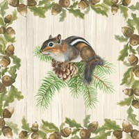 Woodland Critter II Fine-Art Print