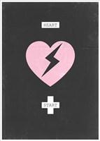 Heart Start Fine-Art Print
