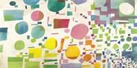 Multicolor Pattern I Fine-Art Print