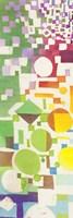 Multicolor Pattern II Fine-Art Print