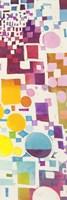 Multicolor Pattern III Fine-Art Print