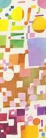Multicolor Pattern V Fine-Art Print