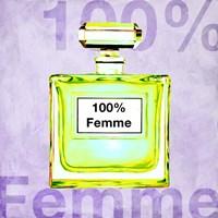 100% Femme Fine-Art Print
