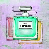 Pour Femmes II Fine-Art Print