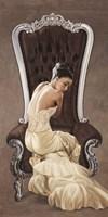 Beautiful Queen I Fine-Art Print
