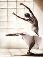 Dance Finesse Fine-Art Print