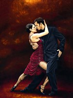 That Tango Moment Fine-Art Print