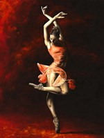 The Passion of Dance Fine-Art Print