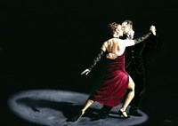 The Rhythm of Tango Fine-Art Print