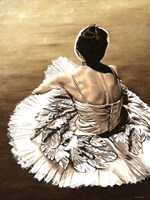 Waiting in the Wings Fine-Art Print