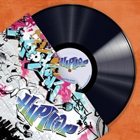 Vinyl Club, Hip Hop Fine-Art Print